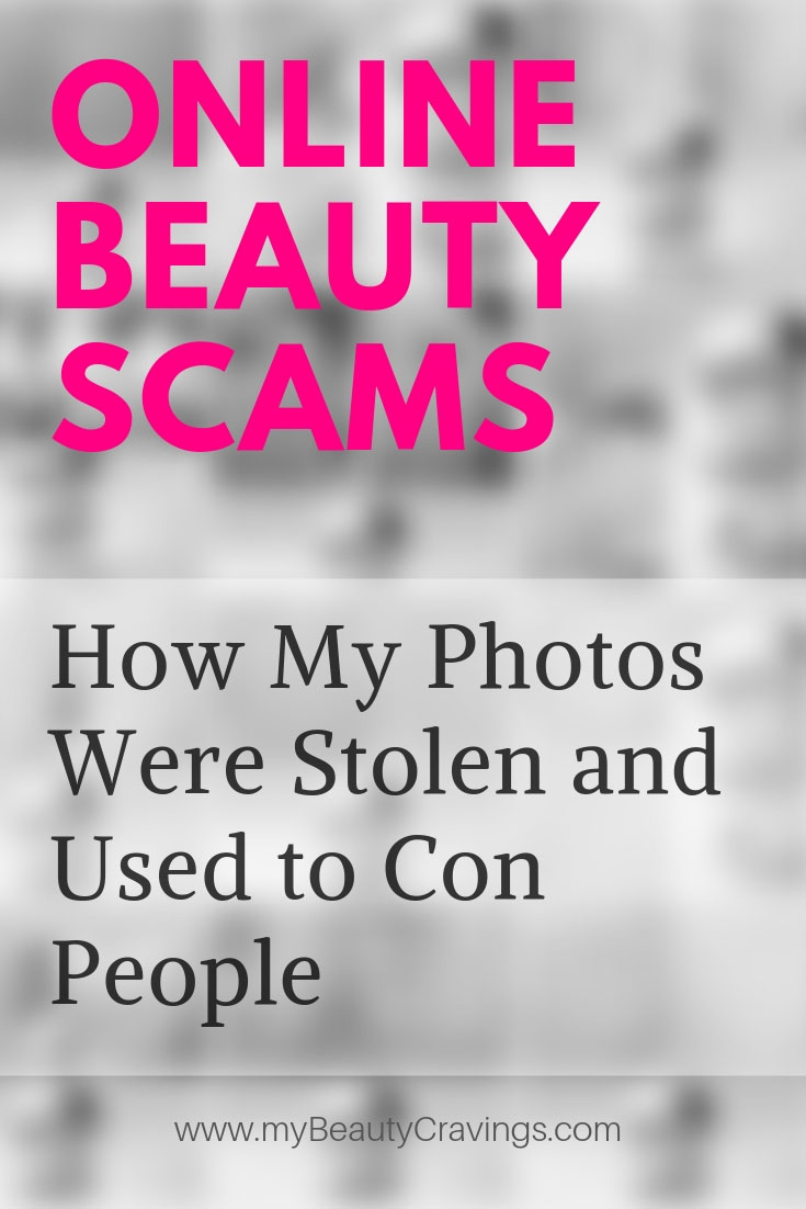 Online Beauty Scams