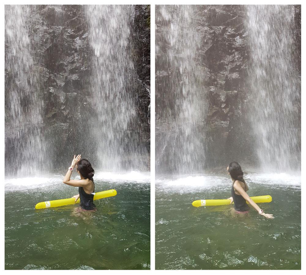 Ta-Taki Falls River Trekking