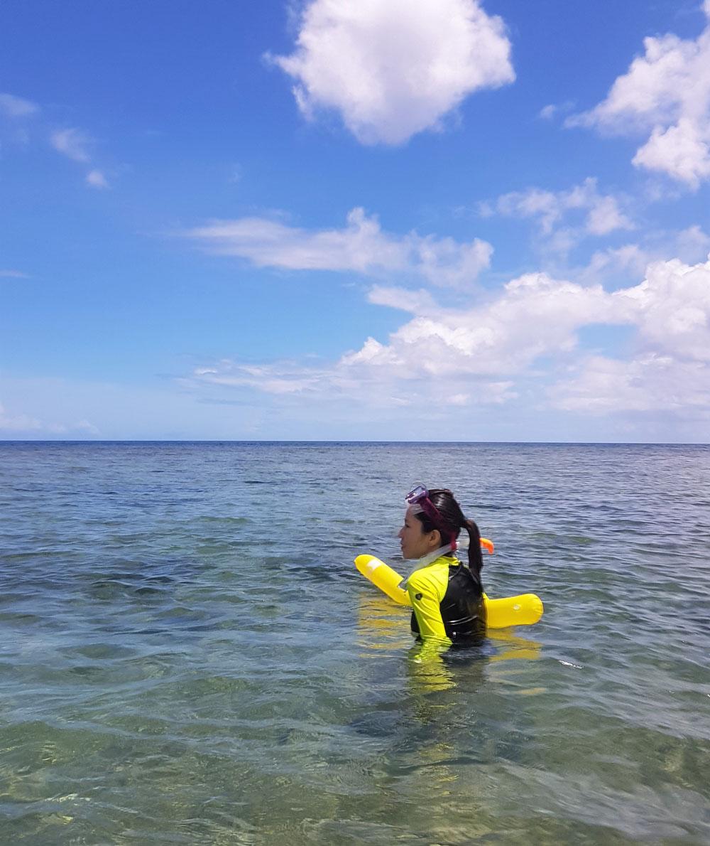 Kouri Island Snorkeling
