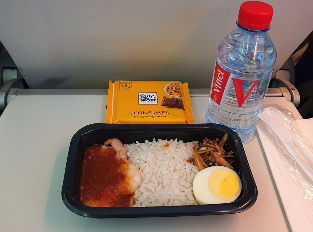 Scoot Nasi Lemak