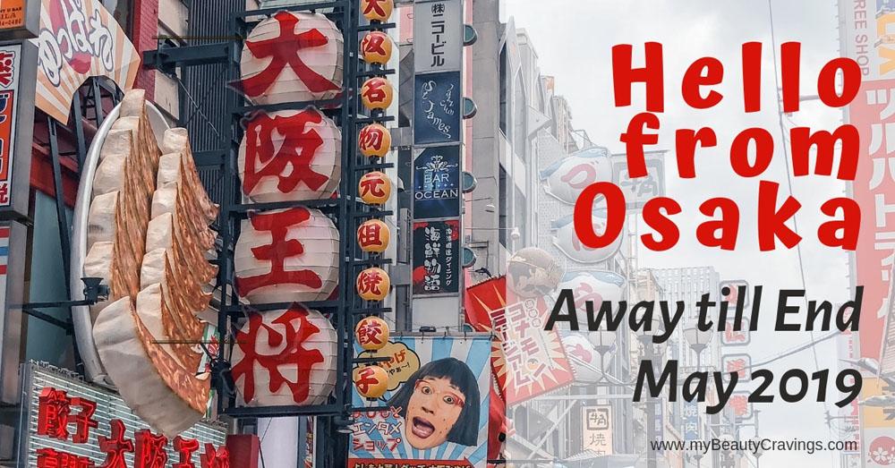 Hi from Osaka