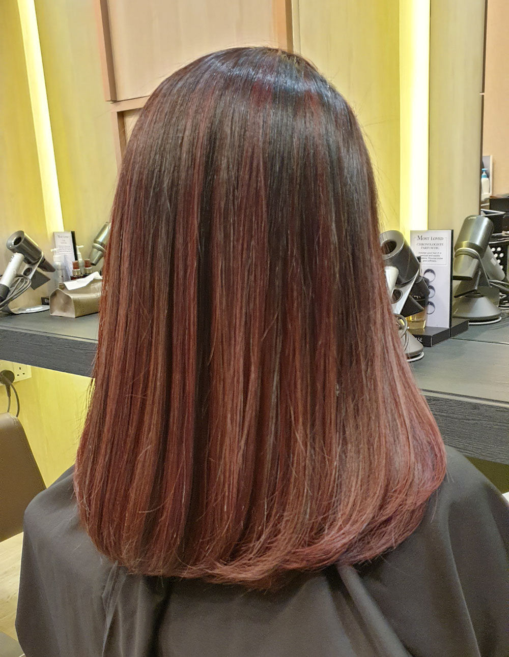 Kimage Hair Colouring 2020