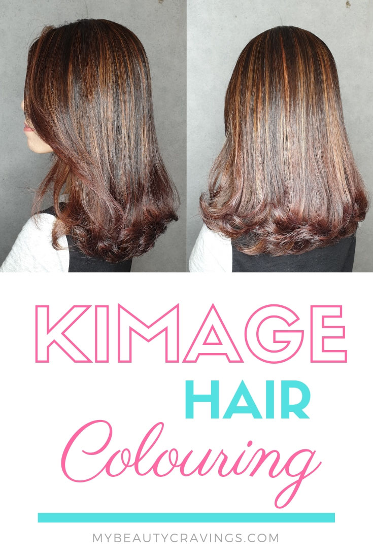 Kimage Hair Colouring 3