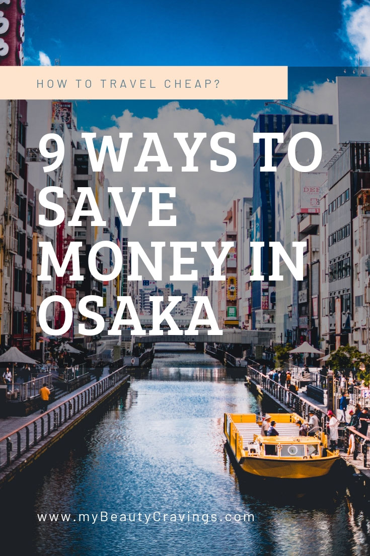 Save Money in Osaka