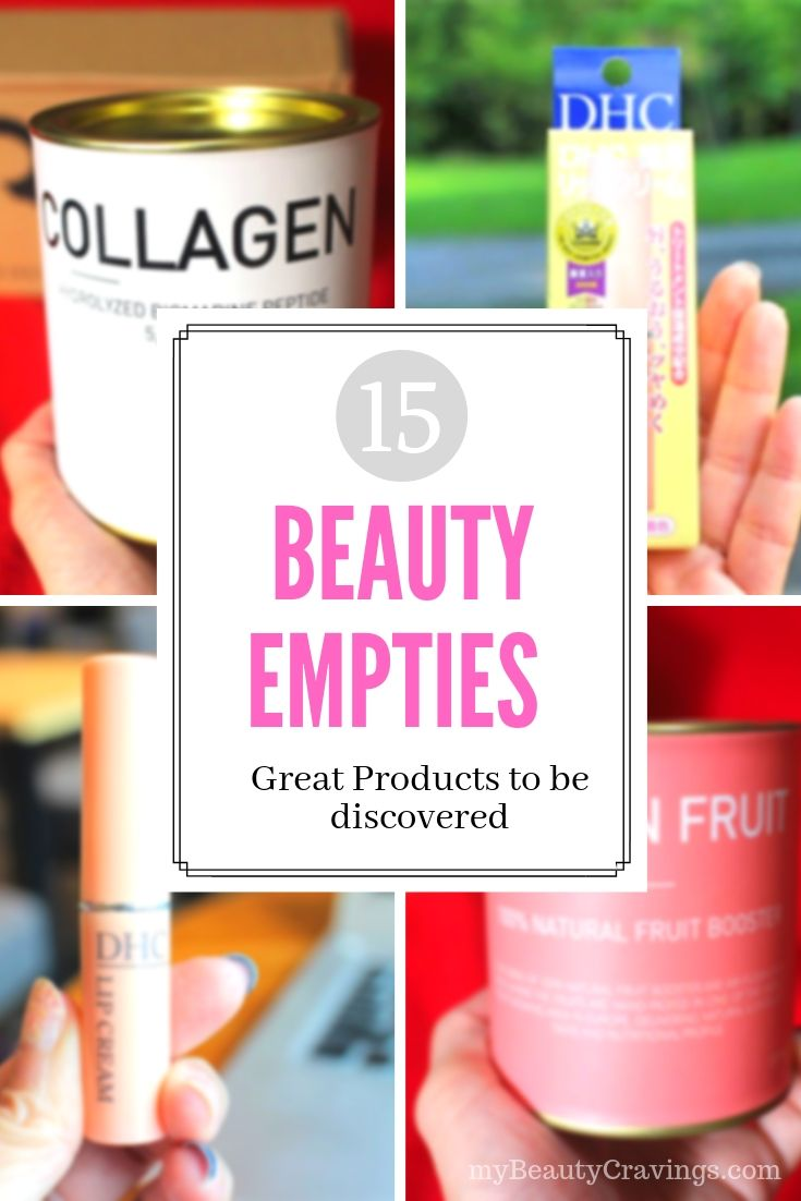 Beauty Empties Vol 3
