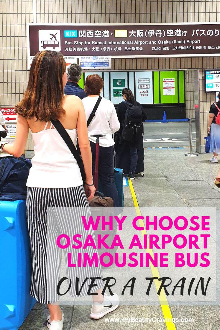Osaka Airport Limousine Bus
