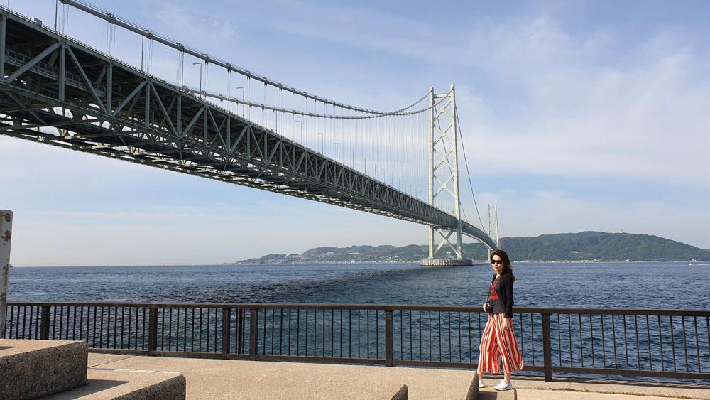 Akashi-Kaikyo Bridge
