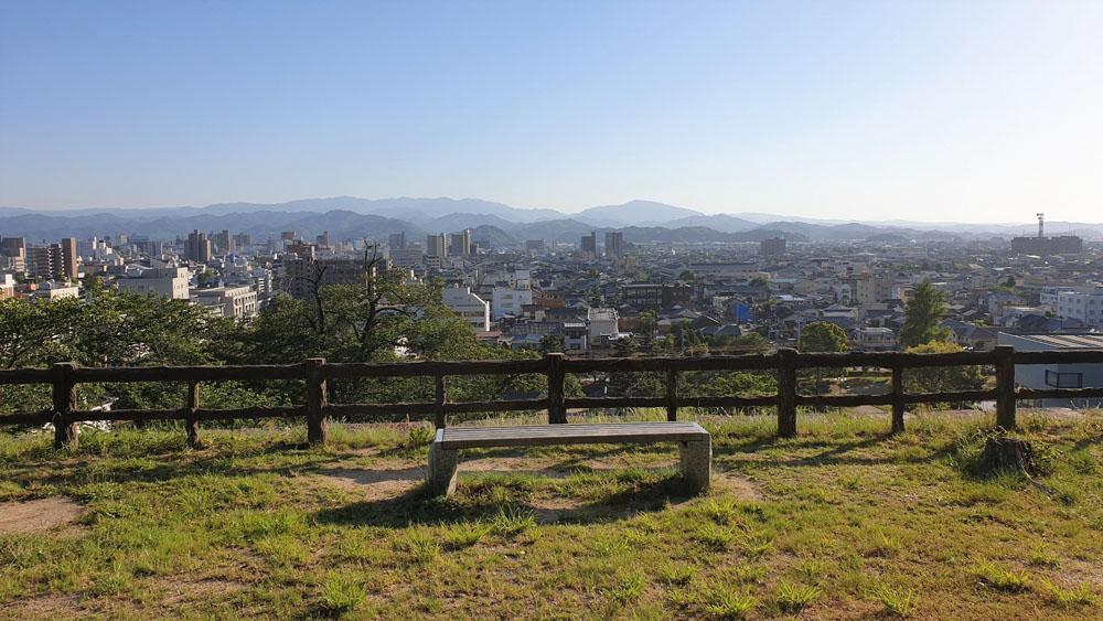 Tottori Castle Ruin