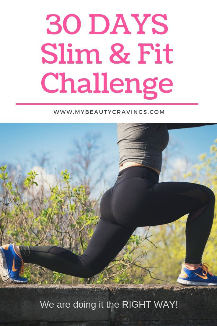 30 DAY Slim & Fit Challenge