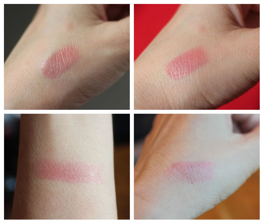 Media Shiny Essence Lip Swatch