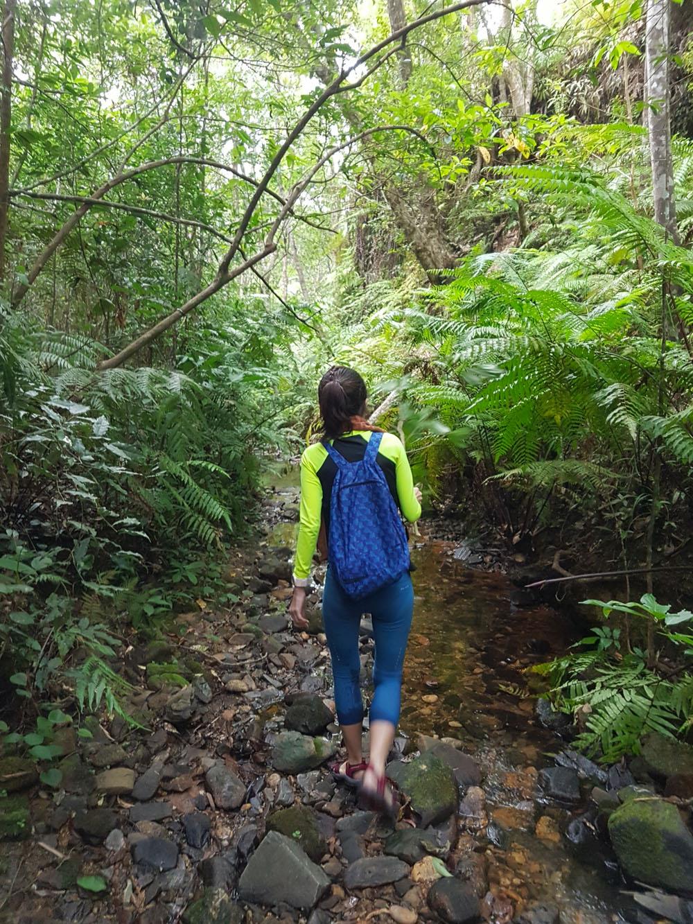 Hira Falls Trail
