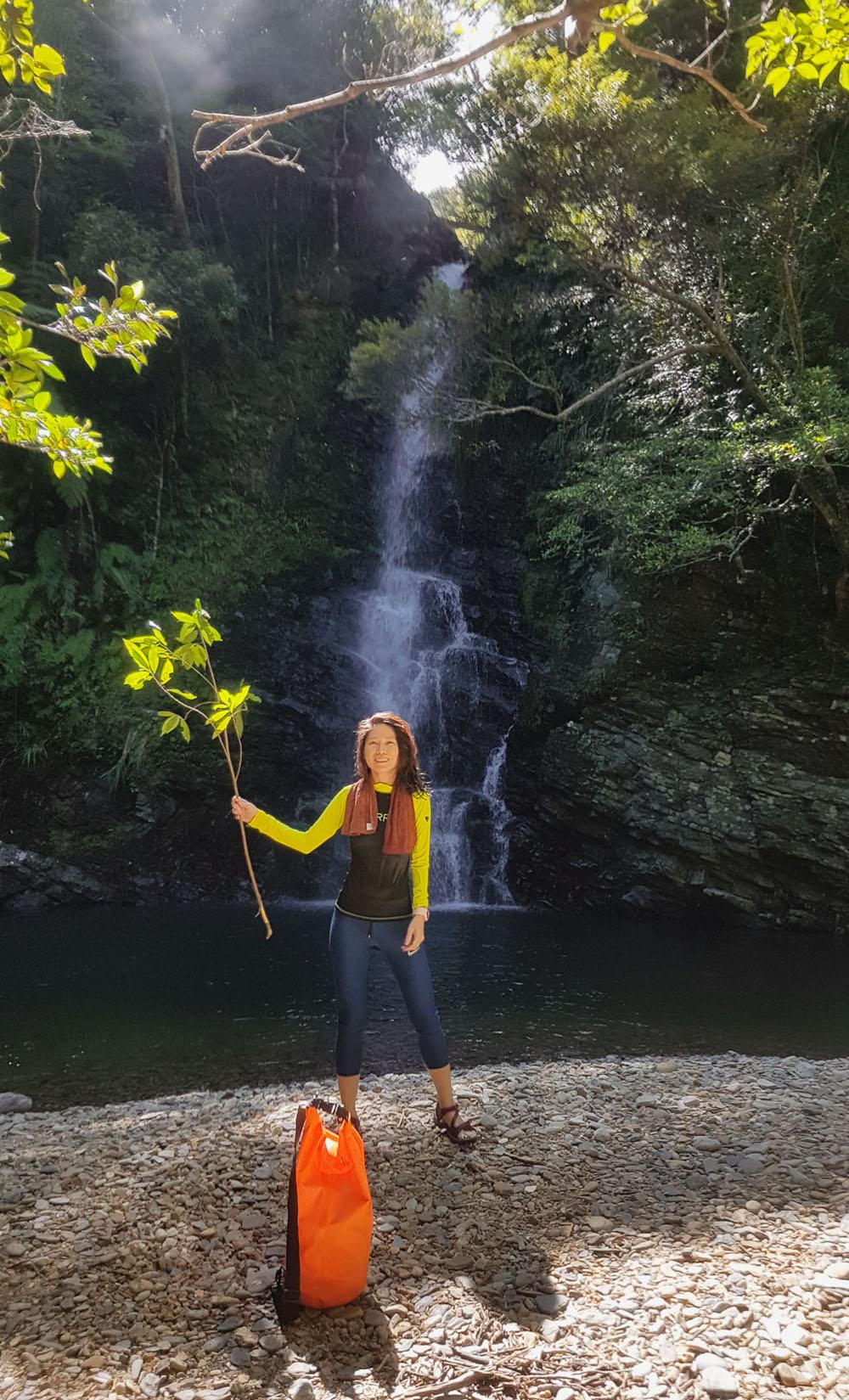 Hira Falls Okinawa
