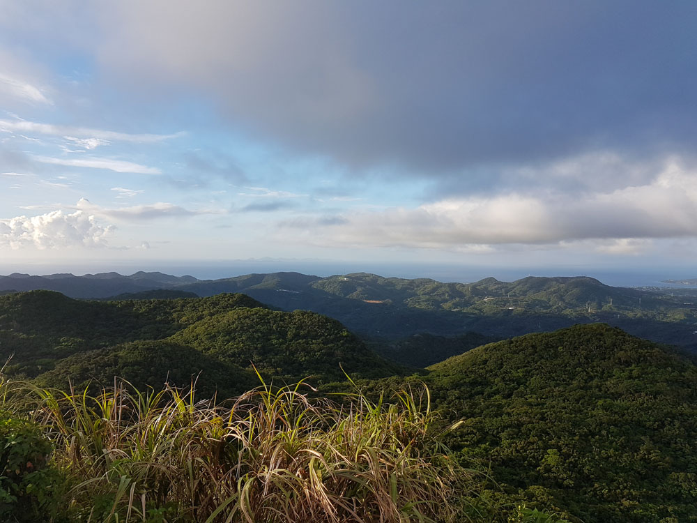 Okinawa Mountain Hiking