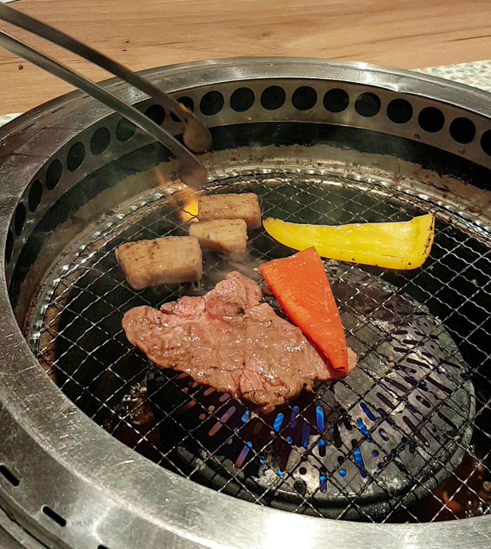 BBQ Yakiniku Okinawa