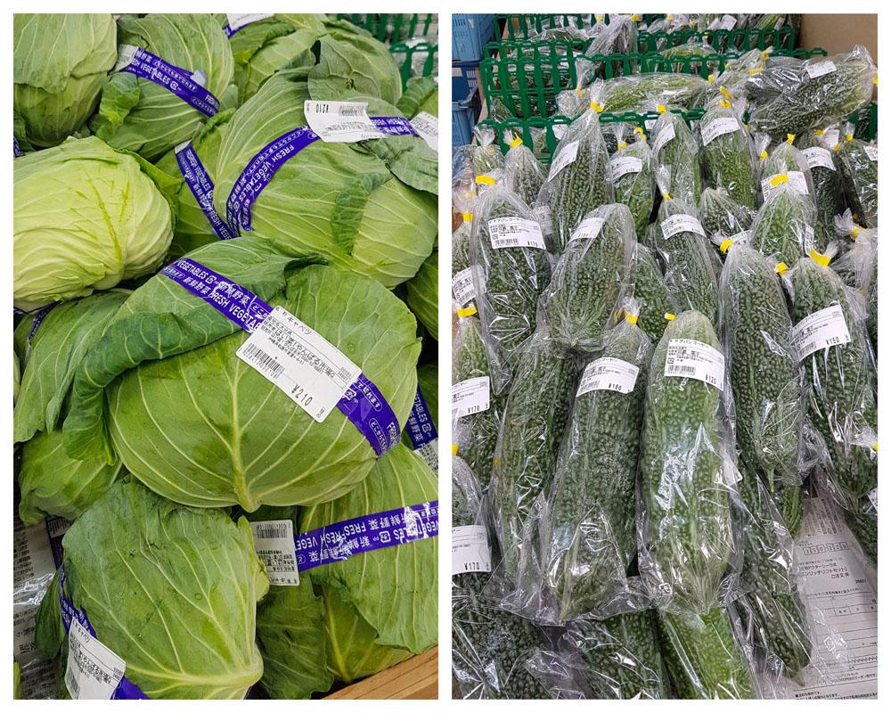 JA Farmers Market Yanbaru