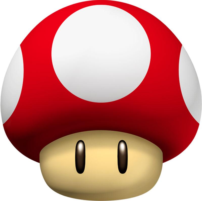 Thick Mushroom Head
