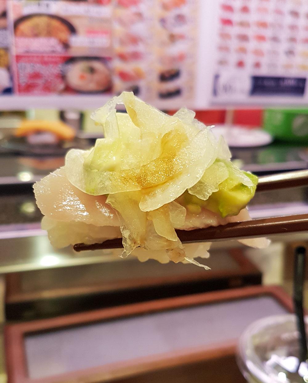 Hamazushi Sushi Belt Restaurant