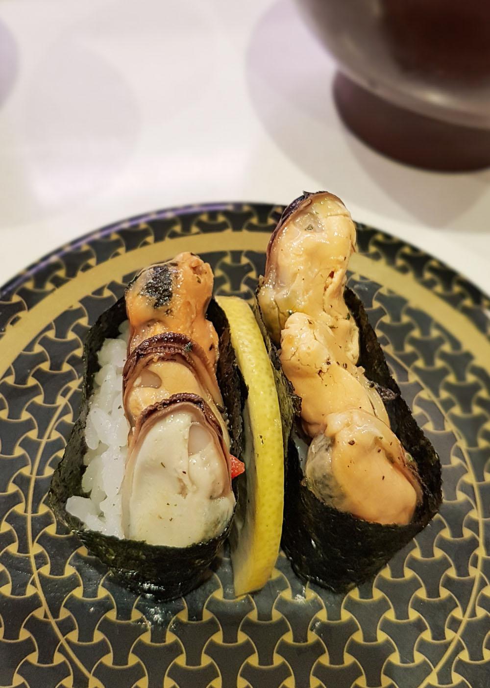Hamazushi Nago Okinawa