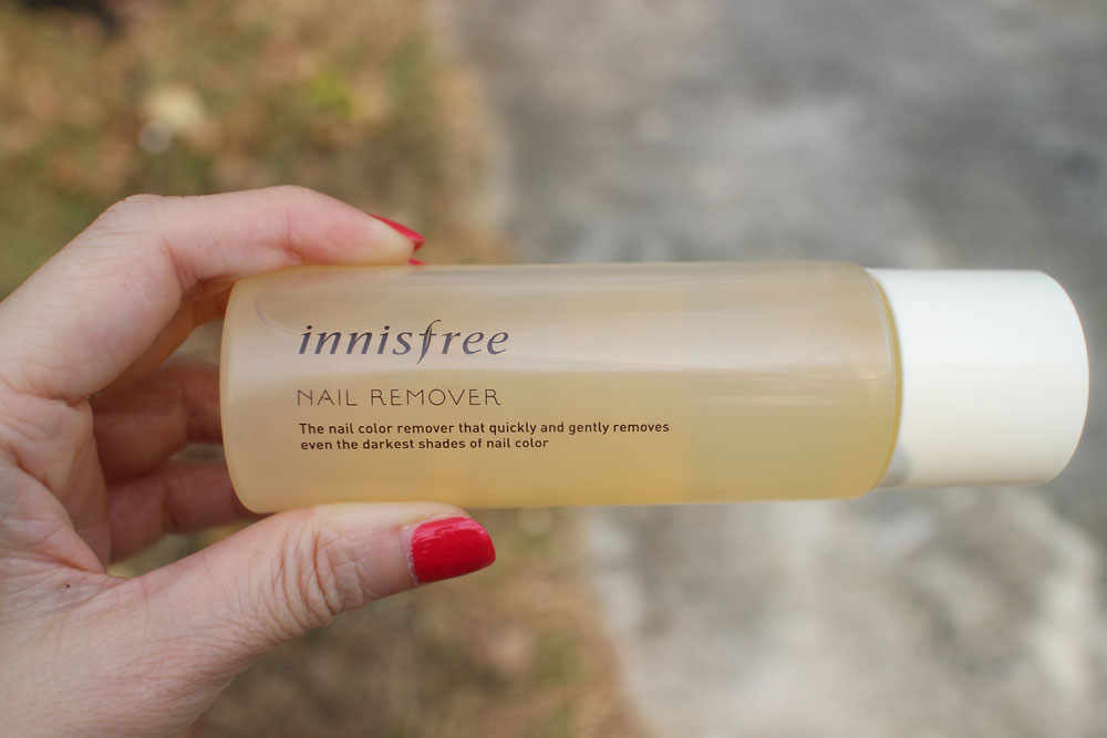 Innisfree Nail Remover