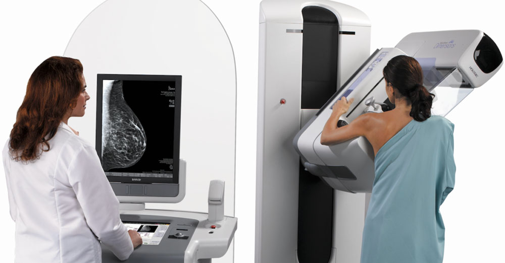 Mammogram screening in Singapore