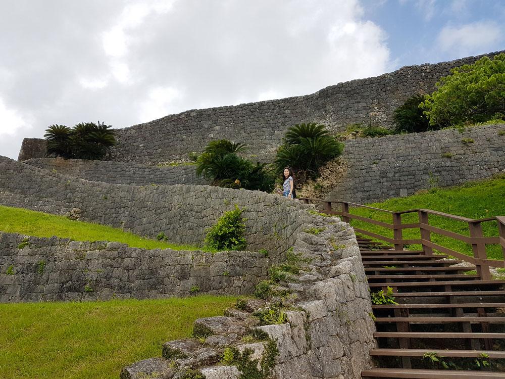 Katsuren Castle Ruin Okinawa