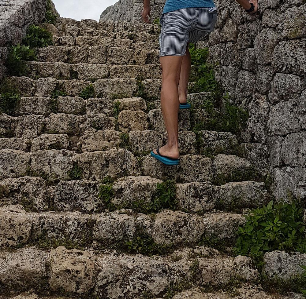 Katsuren Castle Ruin