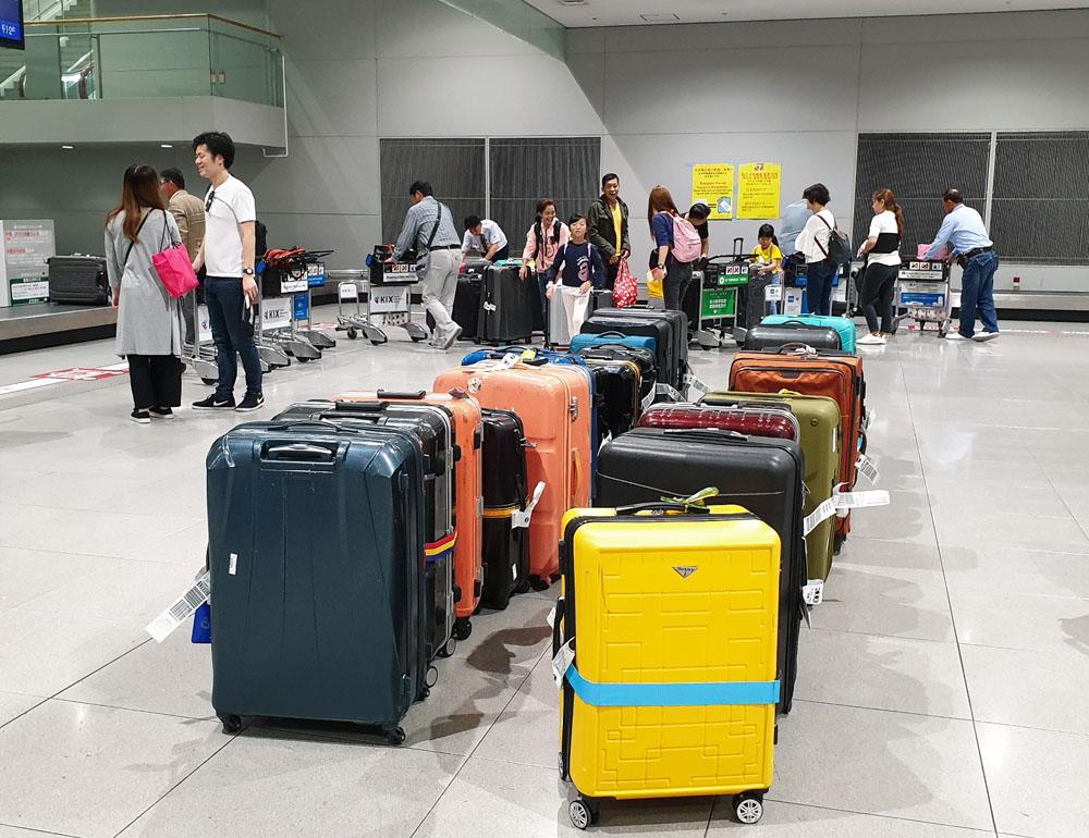 From Singapore to Osaka