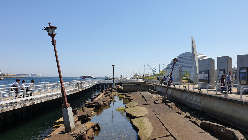Kobe Port of Earthquake Memorial Park
