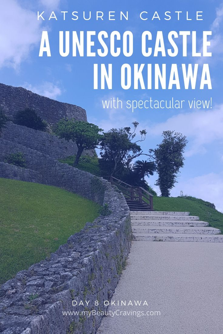 Okinawa UNESCO Castle