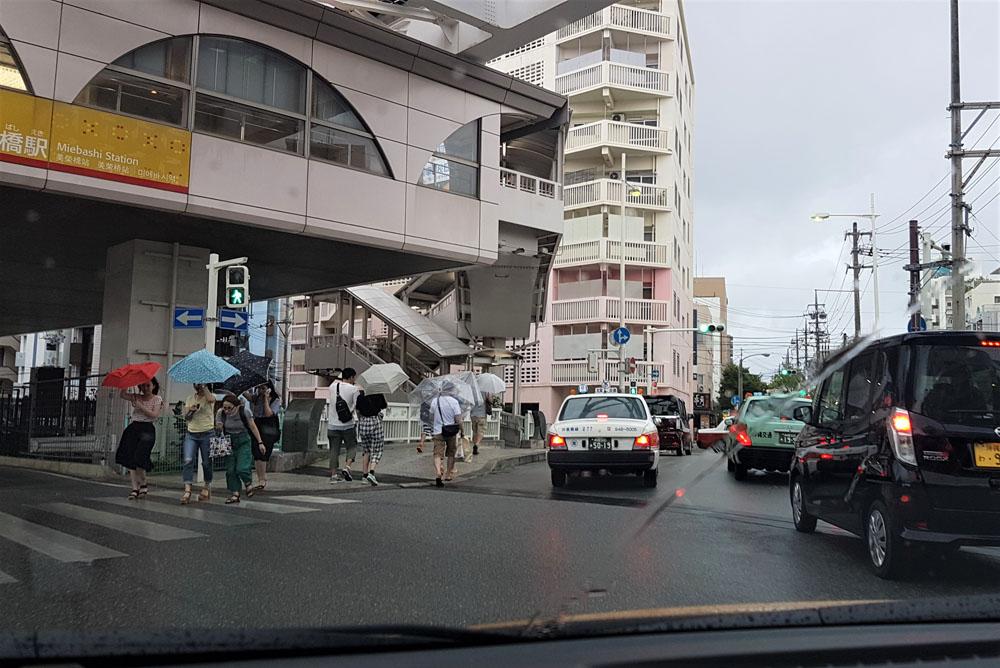 naha okinawa typhoon