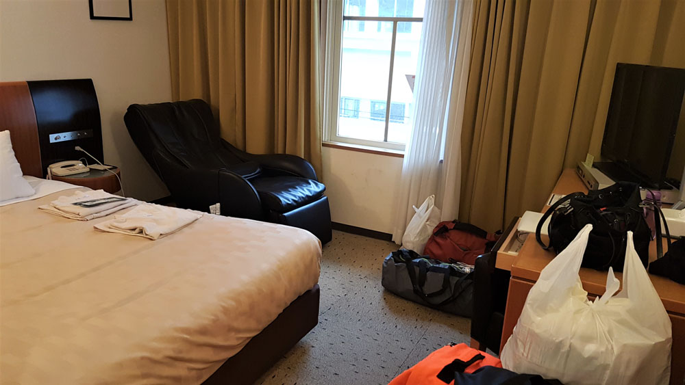 GRG Naha Higashimachi Hotel