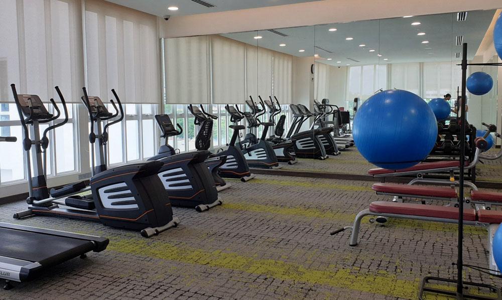 Capri Fraser Johor Gym