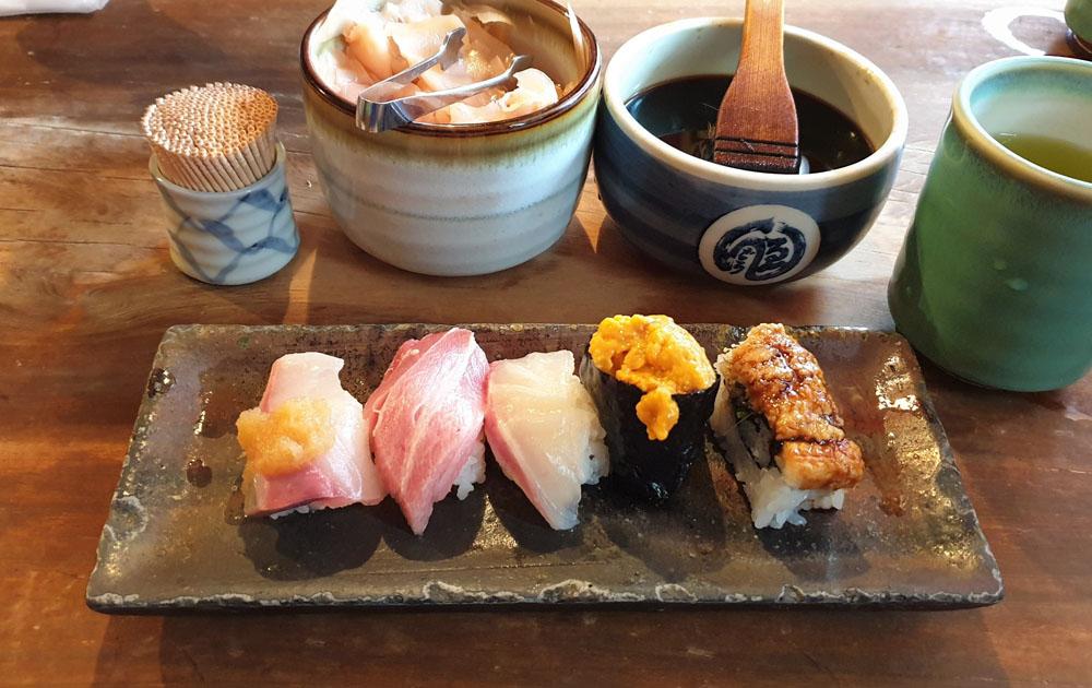 Best sushi osaka