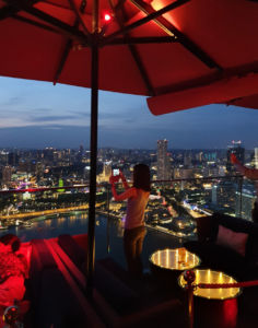 Marina Bay Sands Skybar