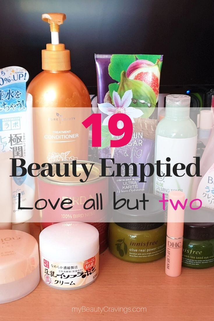 Beauty empties Vol. 4