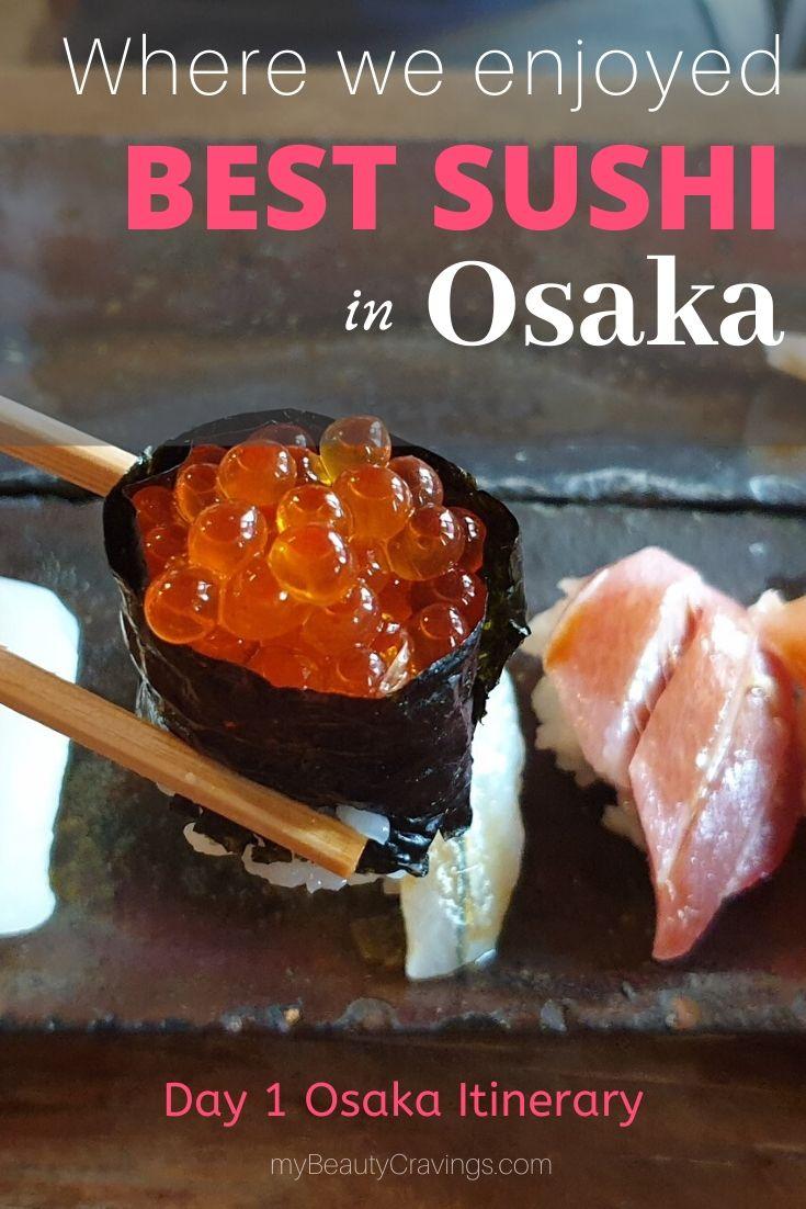 Osaka Endo Sushi (1)