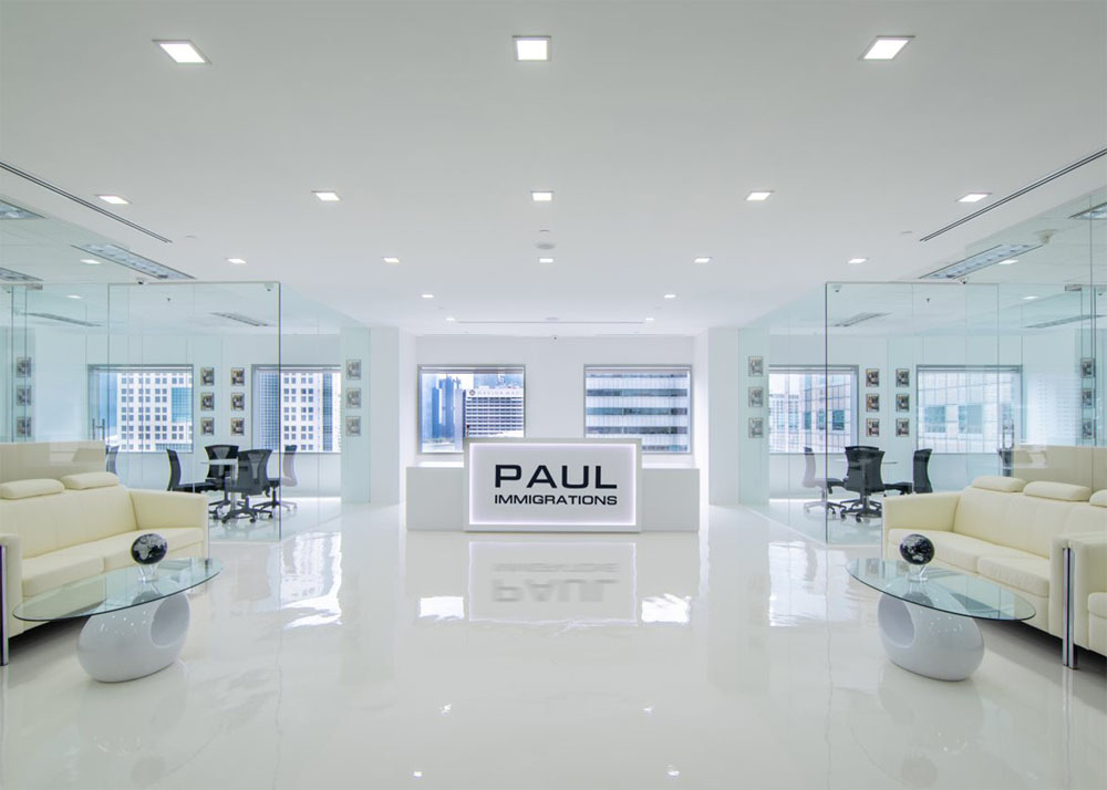 Paul Immigrations Pte Ltd