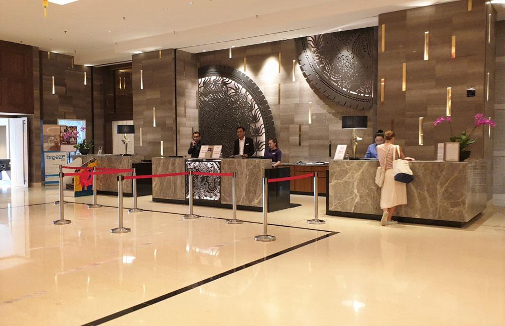 Amari Johor Bahru Hotel