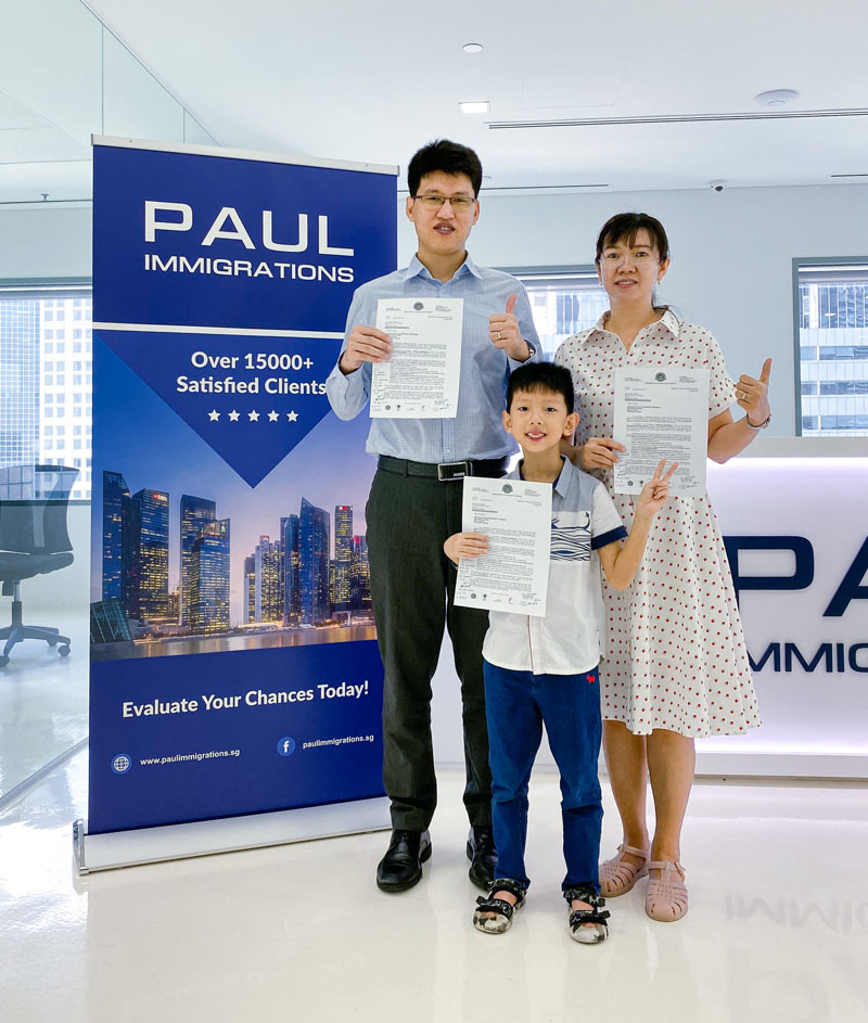 Paul Immigrations Review