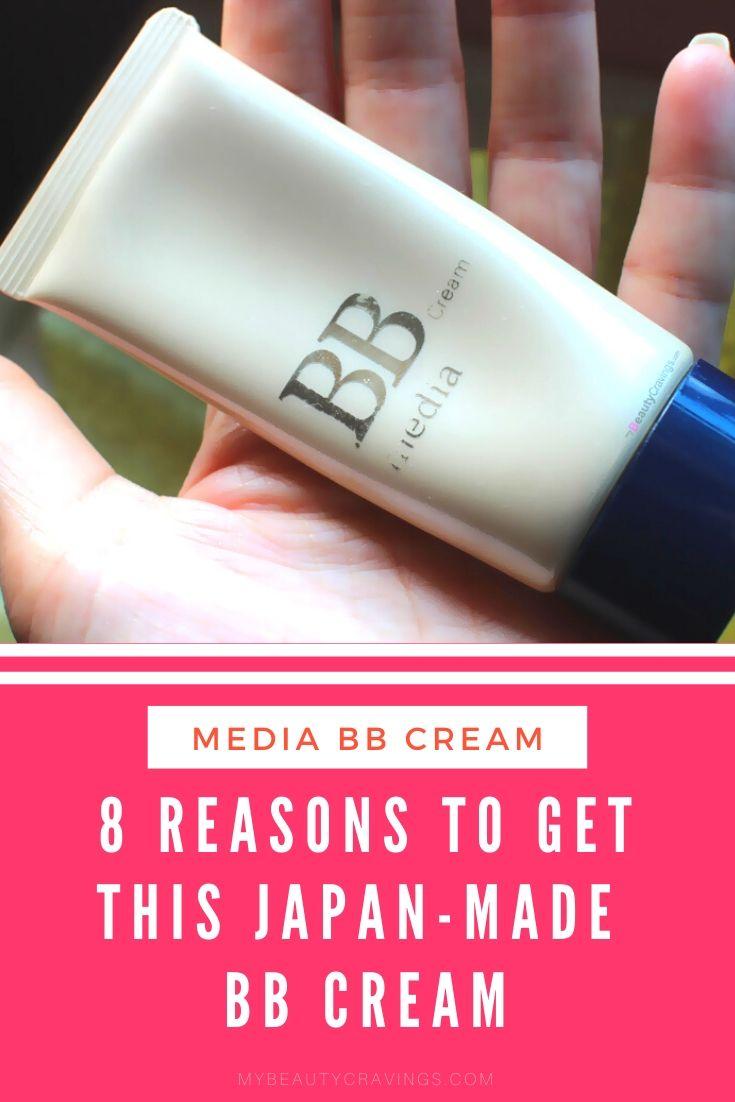 Kanebo Media BB Cream