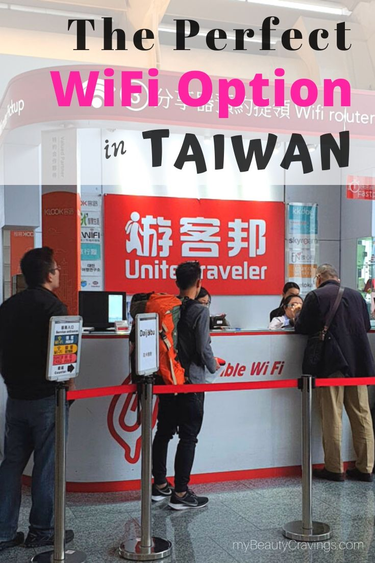 Taiwan 4G WiFi