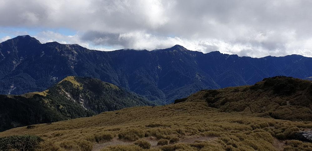 Hiking Hehuanshan