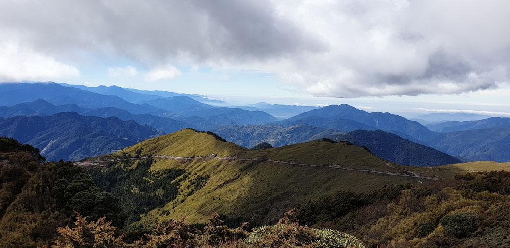 Hehuanshan East Peak Summit
