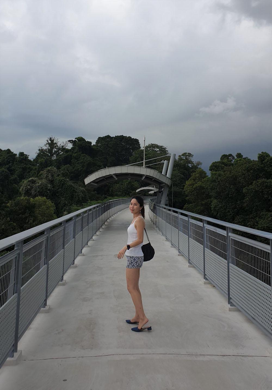 Fort Siloso Skywalk Sentosa