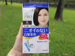 salon de pro hair color