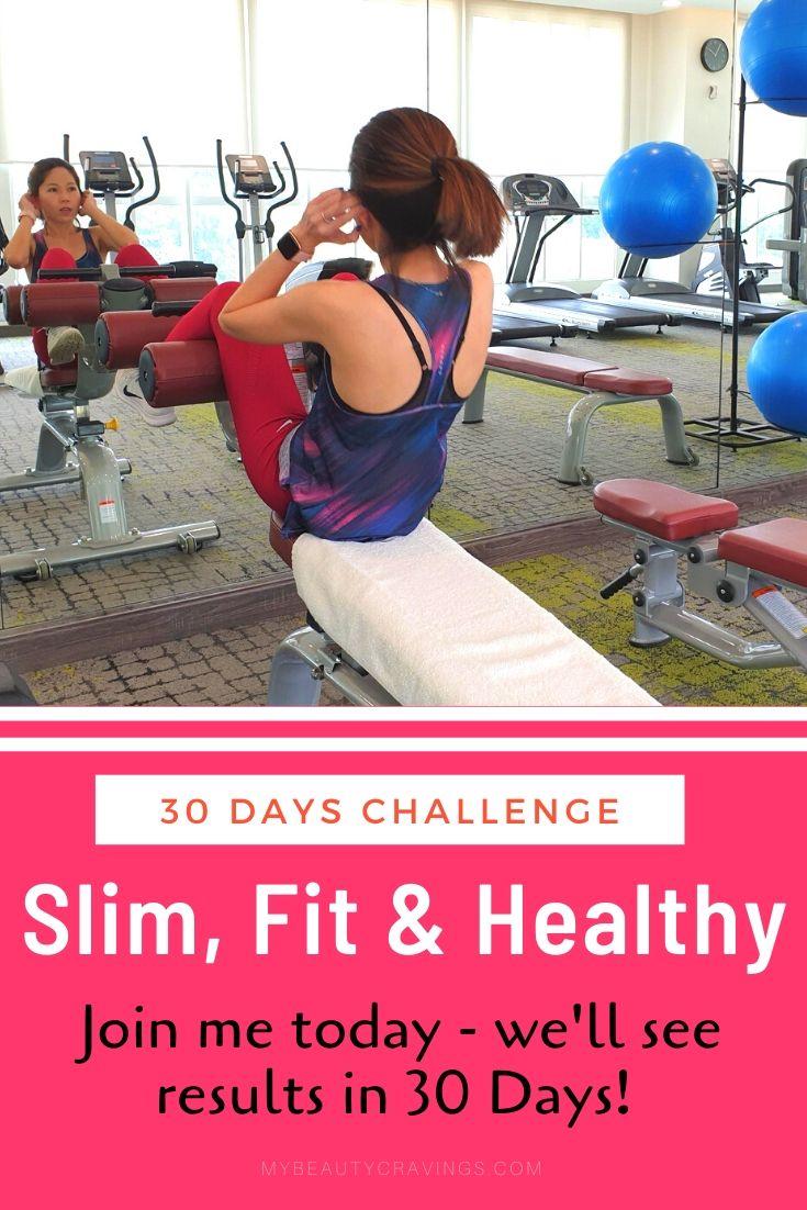 Slim & Fit Challenge III