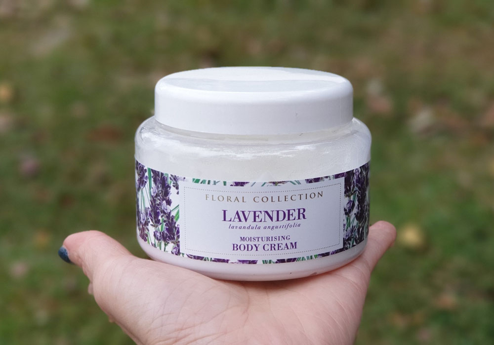Marks & Spencer Lavender Body Cream