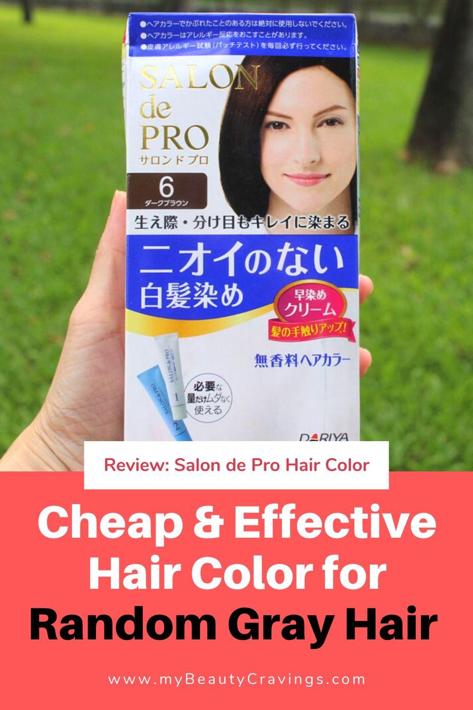 Salon de Pro Hair Color