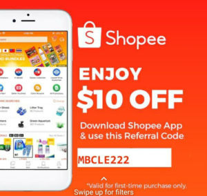 Shopee Referral Code