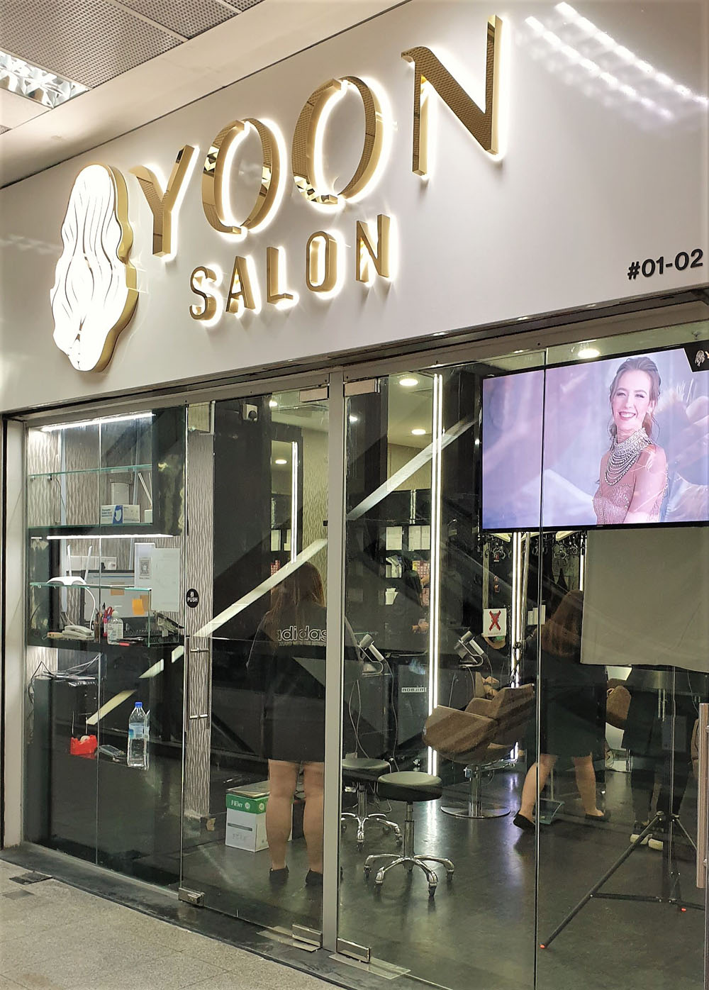 Yoon Salon Midpoint Orchard